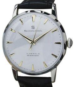 seiko s affinity to hi beat movement part two seiko rh pinterest com seiko 7019 watch user guide Seiko Watches for Men