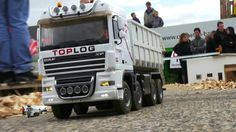 TOP TRUCK DAF XF 8X8 AWESOME RC  MODEL