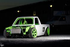 Caddy drift truck