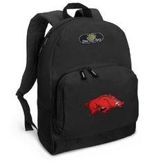 #designer handbags University of Arkansas Backpack Black Arkansas Razorbacks for Travel or School Bags - BEST QUALITY Unique Gifts For Boys, Girls, Adults, College Students, Men or Ladies (Apparel)