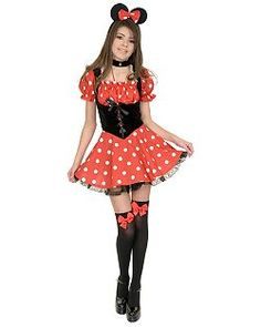 little miss mouse for teen cheap animals halloween costume for teen costumes