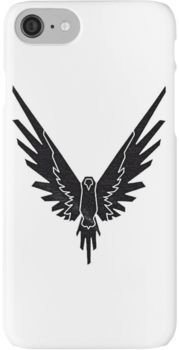 Logan Paul Maverick Logo - Black  iPhone 7 Cases