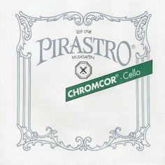 Pirastro Chromcor Cello String Set - 4/4 size - Medium Gauge by Chromcor (Pirastro). $90.80. Pirastro Chromcor Cello String Set, 4/4 size, Medium gaugeChromesteel wound on steel core