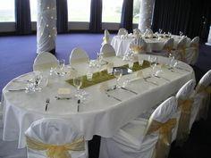 Elegant Holiday Tablecloths Oval