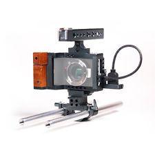 PRO Cage Body Mod Hard case with Handle FR BlackMagic Pocket Cinema Camera BMPCC