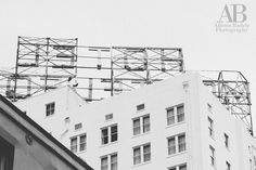 The iconic Hotel Monteleone sign in the New Orleans French Quarter | New Orleans Photography