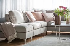 Inkoo, Isku Home Sofa, Couch, First Apartment, Sweet Home, New Homes, Interior, Inspiration, Furniture, Home Decor