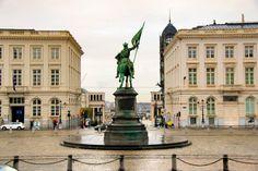 Place Royale - BRUSSELS - http://fuievouvoltar.com
