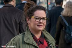Melissa McCarthy as Abby Yates in Ghostbusters