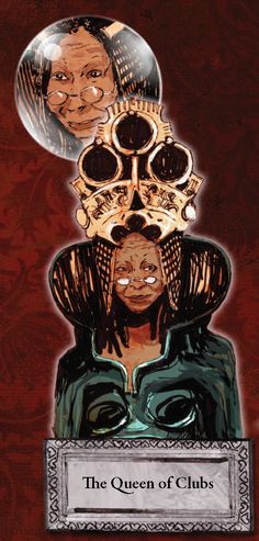 Whoopi Goldberg, Our Queen of Clubs