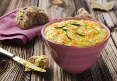 Linsen-Zucchini-Aufstrich Rezept