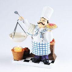 Chef Tart Burner Kitchen Decor Home Decor Gift