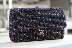 The Making Of The Chanel Iconic Tweed Handbag