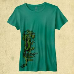 Save the Frogs - Ladies - Heather Green #savethefrogs #frogs