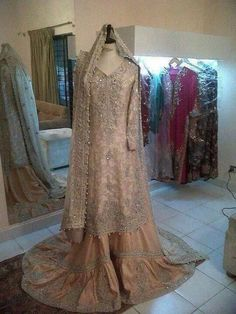 Pakistani wedding dress, pakistani wedding, Pakistani fashion #pakistani #wedding #dress #southasian #bridal