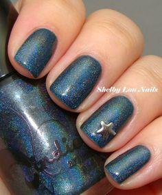 Jindie Nails: O Holo Night