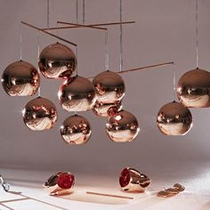 2014 Single gold and Siliver Copper Mirror Ball Lamp Best Selling Modern Pendant Light Glass Ball Pendant Light Diameter LED Lightin. Copper Pendant Lights, Copper Lamps, Copper Lighting, Modern Pendant Light, Globe Pendant, Pendant Lighting, Pendant Lamps, Copper Mirror, Lantern Pendant