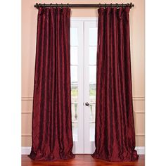 1000 Ideas About Burgundy Curtains On Pinterest Paint Color Schemes Fireplace Wall And Home