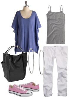Cute outfit for running errands or going to class.