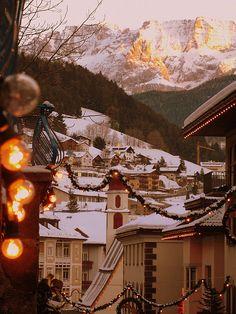 Ortisei, #Dolomites www.citiesitaly.com