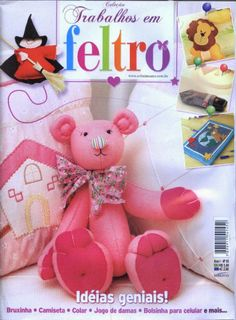 Revista de fieltro gratis