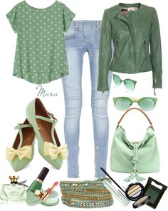 """""""Casual Friday...;-)"""" by mara-rivel on Polyvore"""