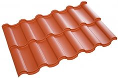 MODUS - Tile Effect Steel Roofing Sheet Gloss Polyurethane