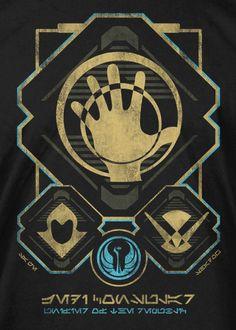 SWTOR: Jedi Counselor Class T-shirt by J!NX