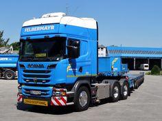 Scania R580TL streamline Felbermayr [A] | by rommelbouwer