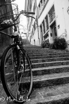 Bike, Zurich, Switzweland