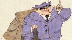 Portfólio do Instrutor PAULO IGNEZ - Animador e Character Designer - CURSO CHARACTER DESIGN- www.ics.art.br