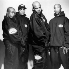 Onyx is an American East Coast hardcore hip hop group from South Jamaica, Queens, New York. The group consists of Sticky Fingaz, Fredro Starr and Sonsee (formerly Suavé and Sonee Seeza). The late Big DS (Marlon Fletcher) was also a member, but left after the group's debut album.