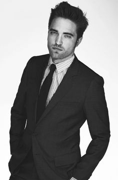 No man has ever affected me the way Christian Grey has, and I cannot fathom why. Is it his looks? His civility? Wealth? Power? I don't understand my irrational reaction. Robert Pattinson as Christian #FiftyShadesofGrey by E L James
