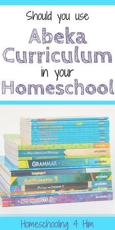 Abeka Homeschool Curriculum Review