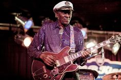 Chuck Berry B. King's Friday, June 25 There is a (probably apocryphal) story about Chuck Berry at a concert that, like most things from. Bb King, Chuck Berry, Rock N Roll, The Voice, Music, Live, Pictures, Musica, Musik
