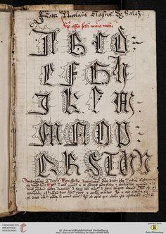 Cod. Sal. VIII,8: Cod. Sal. VIII,8 Ordinarium Cisterciense ; Ars moriendi ; Varia (Wettingen , Salem, um 1462 und 1466 ; 1400 und 1550)