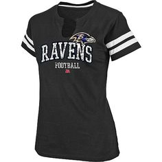 none in my size  ( Baltimore Ravens Women s Go For Two Short Sleeve T-Shirt 731b04026