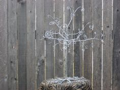 2ft Tall Extra Large Jewelry Tree by DressMeUpRetro on Etsy, $55.00