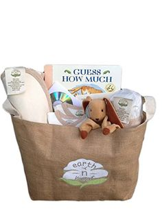 Harmony 8piece Unisex Newborn Natural Layette Combo Gift Set Organic Fair Trade 0  3 Months