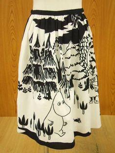 Moomin skirt