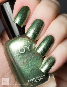 Zoya Rikki from the Summer 2013 Irresistible Collection