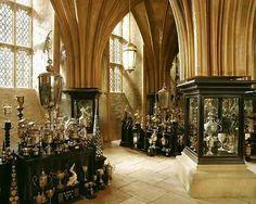 Hogwarts Trophy Room