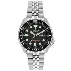 Amazon.com: Seiko Men's SKX007K2 Diver's Automatic Watch: Seiko: Watches
