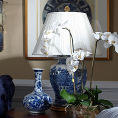 Classic Ginger Jar Table Lamp - Ethan Allen US