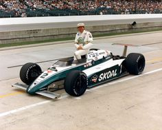 1985 Tom Sneva	Skoal Bandit   (Dan Gurney / Mike Curb)	Eagle / Chevrolet