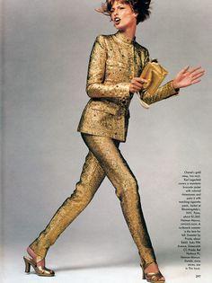 Chanel 24K Gold Jacket 96A MET MUSEUM LESAGE EMBROIDERED VOGUE MEISEL GAGA $10K  #Chanel #Military $10,000 NWOT #CHANEL96A #GOLD #LESAGE  #CHANELRUNWAY JACKET #VINTAGEChanel #METMUSEUM #COSTUMEINSTITUTE #LADYGAGA #LINDAEVANGELISTA #STELLATENNANT #STEVENMEISEL #COSTUMEINSTITUTE #METMUSEUM #ANNAWINTOUR #SEPTEMBERISSUE #VOGUE #GRIPOIX #GOLD #24KGOLD #LESAGE #COUTURE
