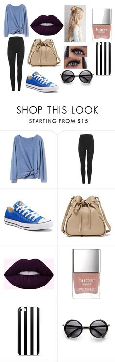 """""""Untitled #135"""" by photogrpahyphreak on Polyvore featuring Gap, adidas Originals, Converse, Nina Ricci and Butter London"""