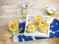 A healthy dessert with Alpro Soya Original that is also gluten-free, delicious!