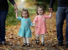 E&M twin toddler girls, almost 2, so cute!