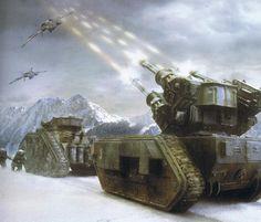 Hydra AA Tank